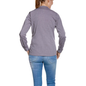 Tatonka Eldred LS-Shirt Women darkest grey